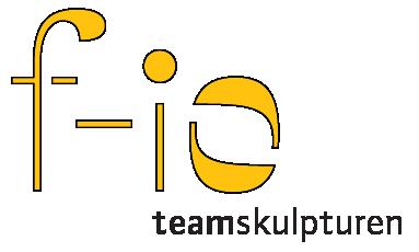 f-io teamskulpturen